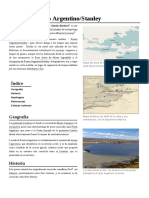 Rada de Puerto Argentino Stanley