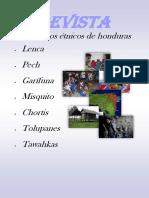 Revista Los Grupos Etnicos de Honduras