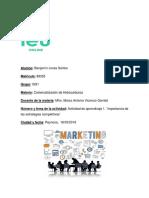 actividad 1 - Importancia de Las Estrategias Competitivas