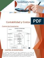 Control y Evaluacion Del Inventario