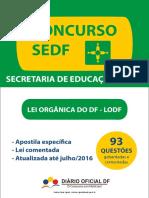 Apostila Especifica SEDF Lei Organica DF LODF 5CF04AC0 3BBA 4E08 9207 A06DB43138C3