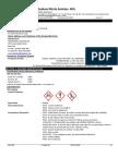 SDS-Sodium Nitrite Solution 40 CHE-2021S