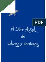 El Libro Azul de Los Valores y Verdades