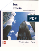 principios de auditoria whittington pany