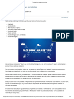 Facebook Marketing Para Jornalistas