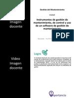 Instrumentos de Gestión de Mantenimiento_control_uso de Software