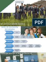Perfil de Egreso de La Educación Basica