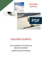 Equilibrio Quimico UNSA.pptx