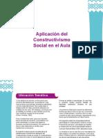 Constructivismo y Socioconstructivismo