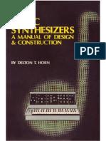 Music Synthesizers - AMODAC - Delton T Horton