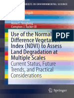 Use of the Normalized Difference Vegetation Index (NDVI) to Ass