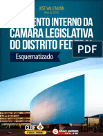 Regimento Interno Da Câmara Legislativa Do Distrito Federal - Esquematizada - Versão Final 3
