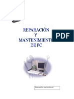 Manual Reparacion de Pc