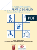 Guide on Disability Mainstreaming and Social Economy
