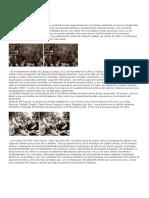 Historia de La Guerra en Guatemala