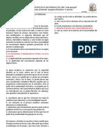 EVALUACION PREGUNTAS FILOSFICAS 1P 11°