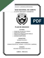 """""""Año Del Diálogo y La Reconciliación Nacional"""""""