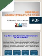 Sistemas-administrativos 20151