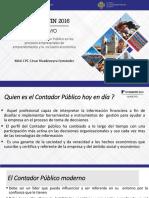 NIIF - Normas Internacionales de Información Financiera