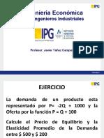 20170526 Clase 6 Ingenieria Economica