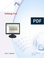 GstDef2.1 Defining Tool Issue2.18