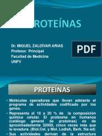 Proteínas Medicina 2017 Revisado