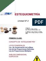 Estequiometria Clase