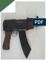 aoolfman1st  VZ58 pistol