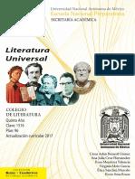 GuíaLiteratura Universal
