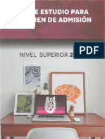 Varios - Guia de estudio para el examen de admission. Nivel superior 2016 (2016, IPN).pdf