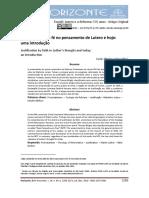 Dialnet-JustificacaoPelaFeNoPensamentoDeLuteroEHoje-5833701
