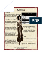 Courtesan[Fan Wfrp2]