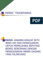 TRADEMARKS MEREK.ppt