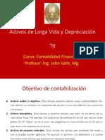 T9. Activos y Depreciación