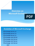 overviewofmicrosoftexchange-140321084531-phpapp01