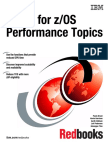 DB2 9 for Z-OS Performance Topics [IBM Redbooks]