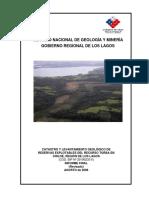 Catastro y Levantamiento Turba Chiloe