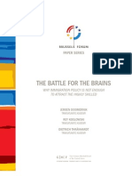 The Battle for the Brains