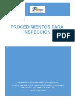 Formato de Inspecciones Sena