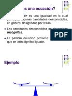 PPT N°3 Ecuaciones
