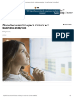Cinco bons motivos para investir em business analytics - Harvard Business Review Brasil.pdf
