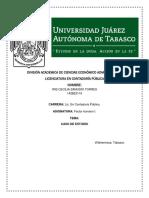 Administración del factor humano I - Caso de estudio actividad 3