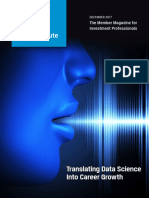 Translating Data Science