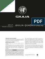 2017 Alfa Romeo Giulia Quadrifoglio OM 3rd R1