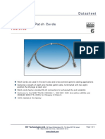CLASSix UTP Patch Cords