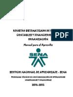 Cartilla Manual Proyecto Organizaciones