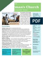 st germans newsletter - 3 june 2018