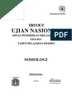 Sosiologi A