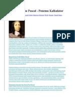 Biografi Blaise Pascal.docx