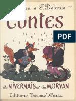 Contes Du Morvan Et Nivernais